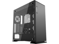Case ATX GAMEMAX VEGA, w/o PSU, 1x120mm RGB fan, RGB LED Strip, PWM Controller, TG, USB3.0, Black