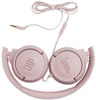 Наушники проводные JBL Tune 500 Pink