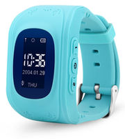 Smart ceas pentru copii Wonlex Q50 (OLED) Blue