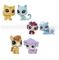 Littlest Pet Shop B9389 Набор Два Пета