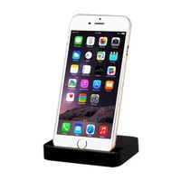 Stand de birou/ Dock GO COOL iPhone 6S/ 6S Plus Black