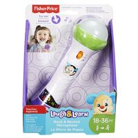 Fisher Price Microphone RO (FNG73)