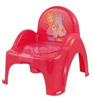 Tega Baby Горшок-кресло Принцесса LP-007-123 розовый