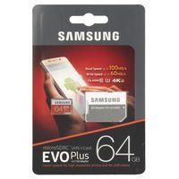 "Карта памяти MicroSD Samsung EVO Plus ""MB-MC64GA"""