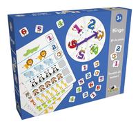 Noriel Развивающая игра Бинго - научитесь считать