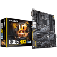 MB Gigabyte B365 HD3 1.0
