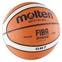 Мяч баскетбольный Molten BGR7-OI art. 7821