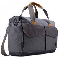 "16"" NB  bag - CaseLogic Lodo Satchel ""LODB115GR"" Graphite-Anthracite"