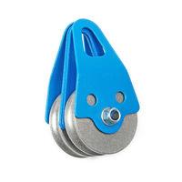 Блок-ролик BS-Krok Промальп Увеличенный двойной D63/54, KRK 02261