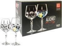Set pahare pentru vin Alkemist 6buc, 670ml