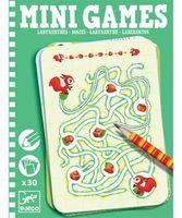 Djeco Ariadne Maze Puzzle Mini Games