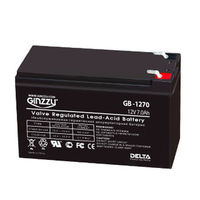 GINZZU GB-1270 Battery 12V 7Ah  батарея для UP