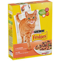 Friskies (с курицей и овощами) (300 гр)