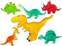 Dinozaur, 6 tipuri