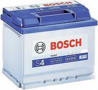 Аккумулятор Bosch Silver S4 005 (0 092 S40 050)