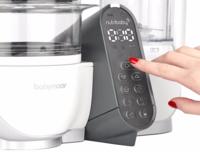 Кухонный комбайн Babymoov Nutribaby+ Loft White (A001117)