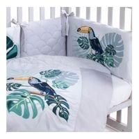 Veres Комплект для кроватки Tropic Baby, 6 штк