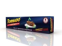 Tornado  Гель от тараканов 20 мл   (шприц)