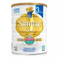 Молочная смесь Similac Gold 3 с 12 месяцев, 800г