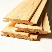 Вагонка деревянная класс(B) 2000х96x10мм