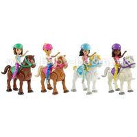 """Барби """"В движении"""" Пони и кукла (в асс) FHV60"""