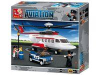 Sluban Aviation-H Personal Helicopter (B0363)