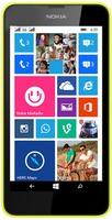 Nokia Lumia 630 2 SIM (DUAL) Yellow