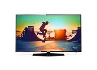 TV LED Philips 50PUS6162/12, Black