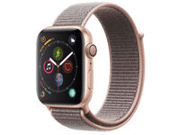 Умные часы Apple Watch 4 40mm, Gold, Pink Sand Sport Loop