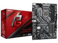 MB S1200 ASRock Z490 PHANTOM GAMING 4  ATX //  CPU