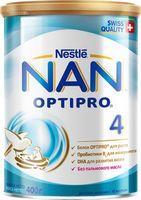 Nestle Nan 4 молочная смесь, 18+ мес. 400 г