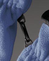 Перчатки зимние на флисе MYNAH синие