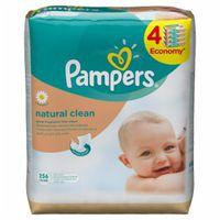 Pampers Влажные салфетки Natural Clean (256 шт.)