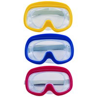 Маска для плавания Bestway, 3 цвета