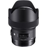 Prime Lens Sigma AF  20mm f/1.4 DG HSM ART F/Canon