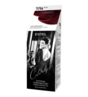 Vopsea p/u par, ESTEL Celebrity, 125 ml., 7/56 - Bordo
