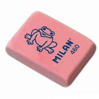 """MILAN 460 """"Rubber"""", Ластик, прямоугольный,  (натуральный каучук)"""