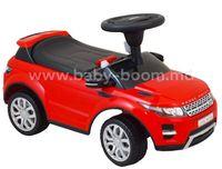 "Baby Mix UR-Z348B Машина ""Range Rover"" красная"