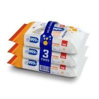 Sano влажные салфетки Антибактериальные, 3х50  штк