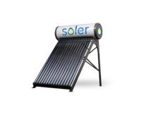 Солнечный водонагреватель-120 литров контроллер в подарок