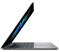 "APPLE MacBook Pro 15"" 256GB (MPTR2) 2017 +Touch Bar, Серебряный"