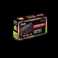 ASUS EXPEDITION EX-GTX1060-O6G, GeForce GTX 1060 6Gb GDDR5, 192-bit