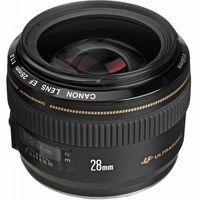 Canon EF 28mm f/1.8 USM, Prime Lens