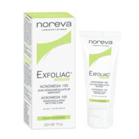 Noreva EXFOLIAC ACNOMEGA 200 Cremă 30ml (tratamentul acneei formele grave și acnee diseminată)