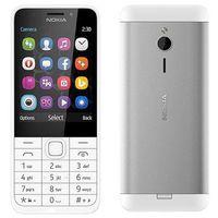 Nokia 230 Duos silver white