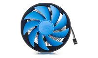 """купить DEEPCOOL Cooler """"GAMMA  ARCHER"""", Socket 1155/775 & FM1/AM3/AM2+, up to 95W, 120х120х25mm, 1600rpm, <21dBA, 55.5CFM, 3 pin, Hydro Bearing, D.A.C. (Double Airflow Channel) в Кишинёве"""