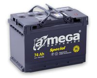 Аккумулятор  A-mega SPECIAL 74Ah