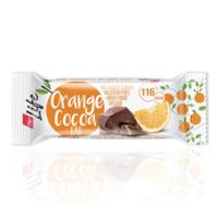 Батончик с апельсином и какао