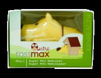Nebulizer Rossmax NI60 Qutie (pt copii) + Cadou Lampa de sare 2-3 kg(