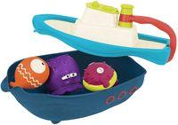 Battat игровои набор для ванны кораблик бублик